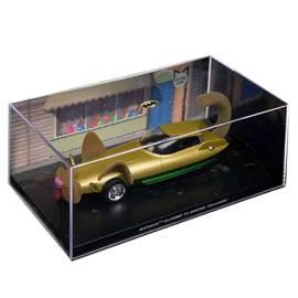 Batman Automobilia Eaglemoss 79 The Kitty Car Model (Catmobile)-