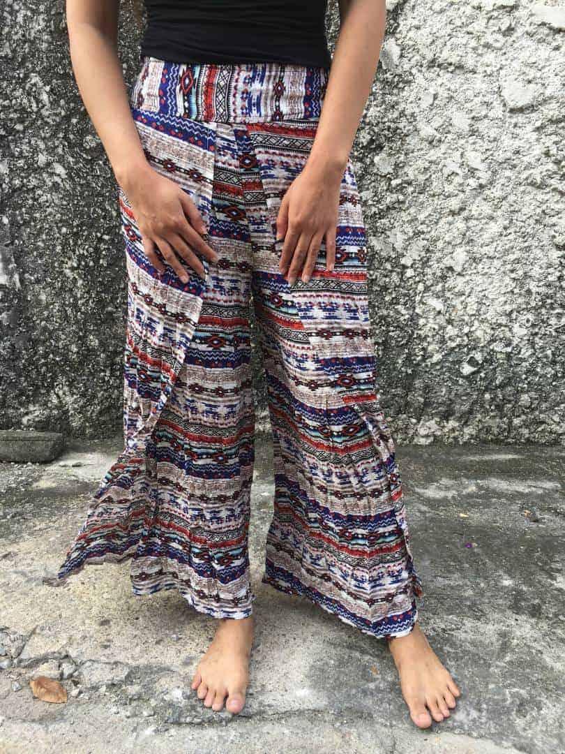 Music Festival Pants  Bohemian Clothes  Hippie Clothes  Boho Stays  Yoga Clothes  Music Festival Pants  Open Leg Pants