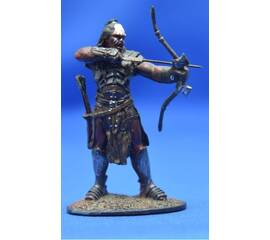 Lord of the rings Eaglemoss 004  Lurtz at Parth Galen-