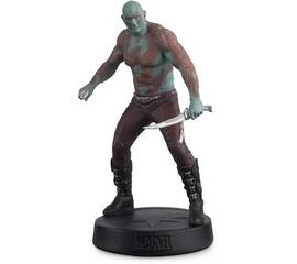 Eaglemoss Marvel Movies 009 Drax Figurine (Guardians of the Galaxy)-