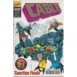 Cable 10 -  Editions Lug - Semic-