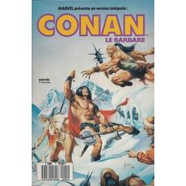 Conan le barbare 01 - Editions Lug - Semic-