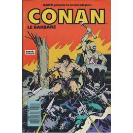 Conan le barbare 03 - Editions Lug - Semic-