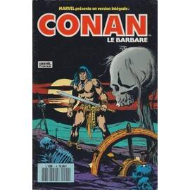 Conan le barbare 04 - Editions Lug - Semic-