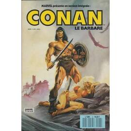 Conan le barbare 05 - Editions Lug - Semic-