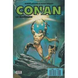 Conan le barbare 06 - Editions Lug - Semic-