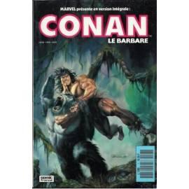 Conan le barbare 07 -  Editions Lug - Semic-