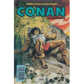 Conan le barbare 08 - Editions Lug - Semic-