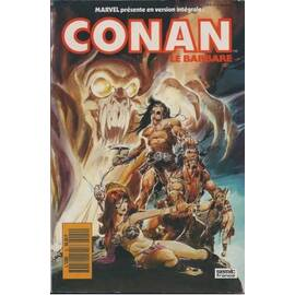 Conan le barbare 09 - Editions Lug - Semic-