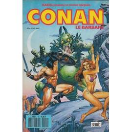 Conan le barbare 10 - Editions Lug - Semic-