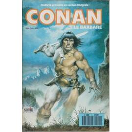 Conan le barbare 11 - Editions Lug - Semic-