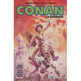 Conan le barbare 13 - Editions Lug - Semic-