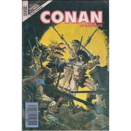 Conan le barbare 16 - Editions Lug - Semic-