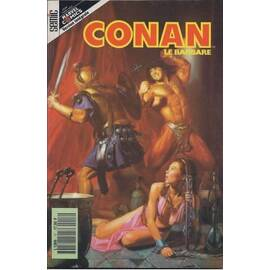 Conan le barbare 17 - Editions Lug - Semic-
