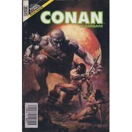 Conan le barbare 18 - Editions Lug - Semic-