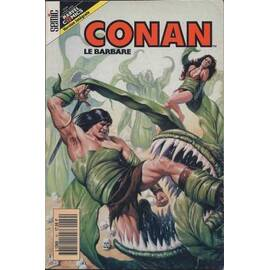 Conan le barbare 19 - Editions Lug - Semic-