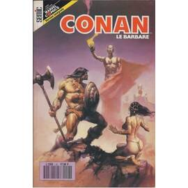 Conan le barbare 20 - Editions Lug - Semic-