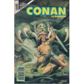 Conan le barbare 21 - Editions Lug - Semic-