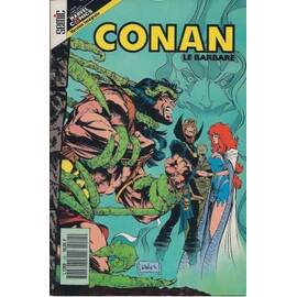 Conan le barbare 24 - Editions Lug - Semic-