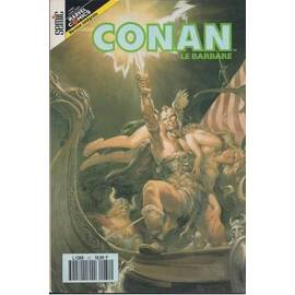 Conan le barbare 31 - Editions Lug - Semic-