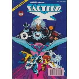 Facteur X 06 - Editions Lug - Semic-