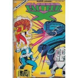 Facteur X 09 - Editions Lug - Semic-