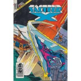 Facteur X 14 -  Editions Lug - Semic-