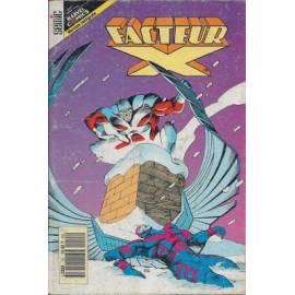 Facteur X 15 -  Editions Lug - Semic-