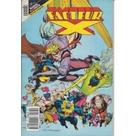 Facteur X 23 -  Editions Lug - Semic-