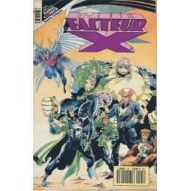 Facteur X 25 -  Editions Lug - Semic-