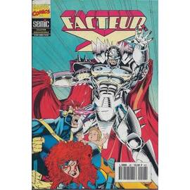 Facteur X 28 -  Editions Lug - Semic-