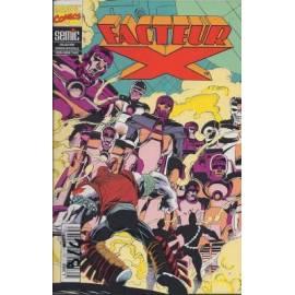 Facteur X 32 - Editions Lug - Semic-