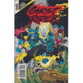 Ghost Rider 15 -  Editions Lug - Semic-