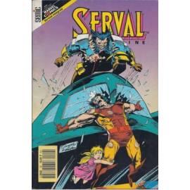 Serval 20 - Editions Lug - Semic-