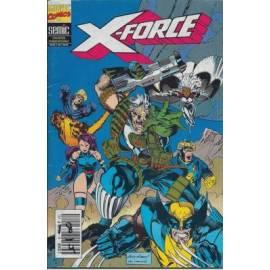 X-Force 10 - Editions Lug - Semic-