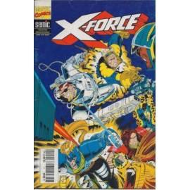 X-Force 11 - Editions Lug - Semic-