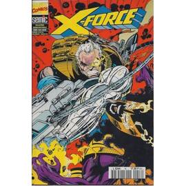 X-Force 16 - Editions Lug - Semic-