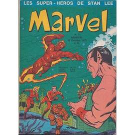 Marvel 07 -  Editions Lug - Semic-