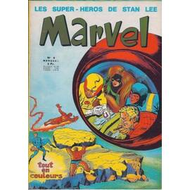 Marvel 09 -  Editions Lug - Semic-