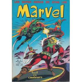 Marvel 11 -  Editions Lug - Semic-