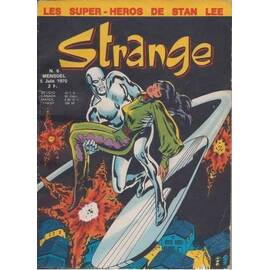 Strange 006 -  Editions Lug - Semic-