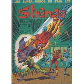 Strange 010 -  Editions Lug - Semic-