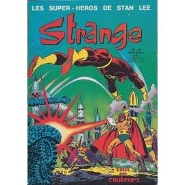 Strange 014 -  Editions Lug - Semic-