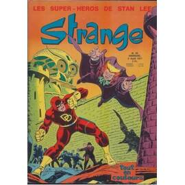 Strange 020 -  Editions Lug - Semic-