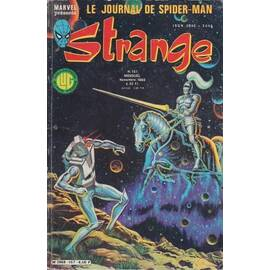 Strange 167 - Editions Lug - Semic-