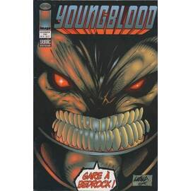 Youngblood 4 - Editions Lug - Semic-