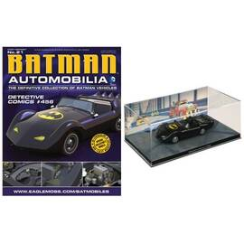 Batman Automobilia Eaglemoss 21 Detective comics 456-