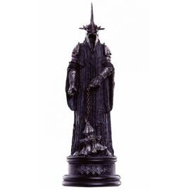 Eaglemoss Lord of the rings chess 02 Witch king black queen-