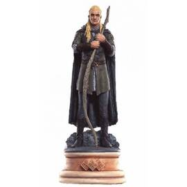 Eaglemoss Lord of the rings chess 05 Legolas white bishop-
