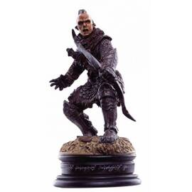 Eaglemoss Lord of the rings chess 06 Orc archer black pawn-